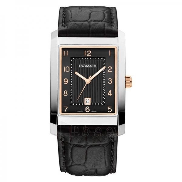Male laikrodis Rodania 25111.27 Paveikslėlis 1 iš 1 30069608977