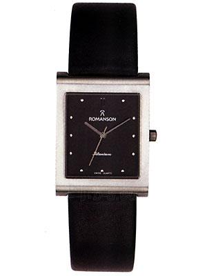 Vyriškas laikrodis ROMANSON DL0581 MW BK Paveikslėlis 1 iš 2 30069608983