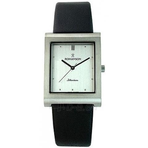 Vyriškas laikrodis Romanson DL0581 MW WH Paveikslėlis 1 iš 2 30069608984