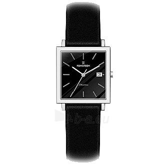 Vyriškas laikrodis Romanson DL2133N MW BK Paveikslėlis 1 iš 2 30069608987