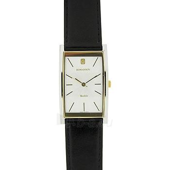 Vīriešu pulkstenis Romanson DL2158C MC WH Paveikslėlis 1 iš 1 30069608989