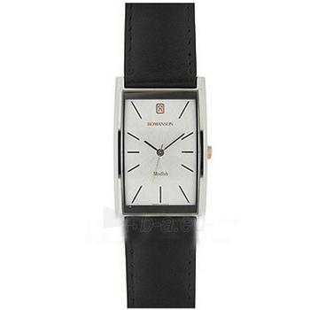 Vyriškas laikrodis Romanson DL2158C MW WH Paveikslėlis 1 iš 2 30069608994