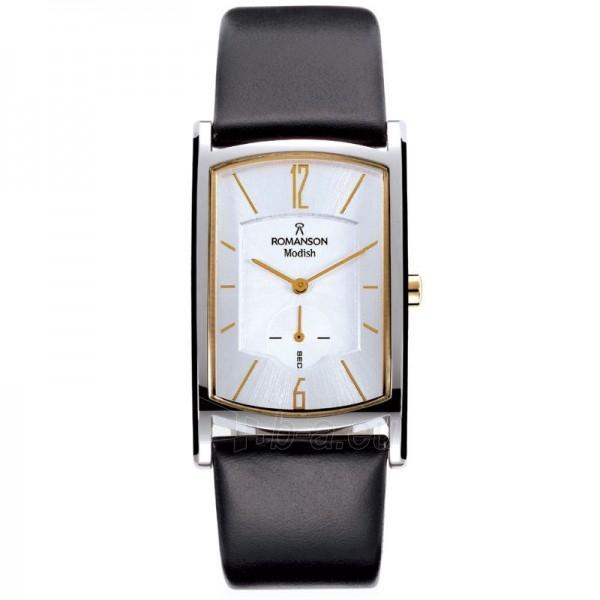 Vīriešu pulkstenis Romanson DL4108N MJ WH Paveikslėlis 1 iš 2 30069608995