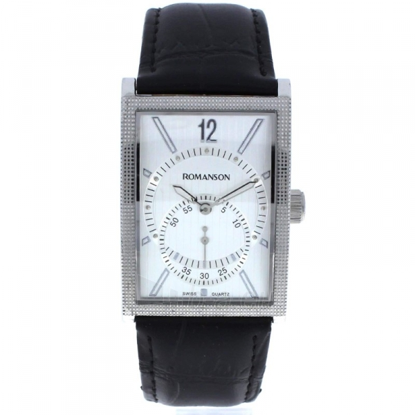 Vyriškas laikrodis Romanson DL5146NMWWH Paveikslėlis 1 iš 2 310820010437
