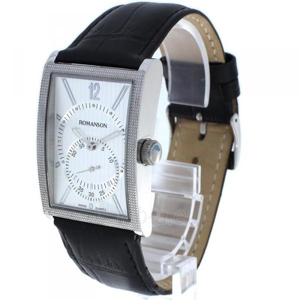 Vyriškas laikrodis Romanson DL5146NMWWH Paveikslėlis 2 iš 2 310820010437