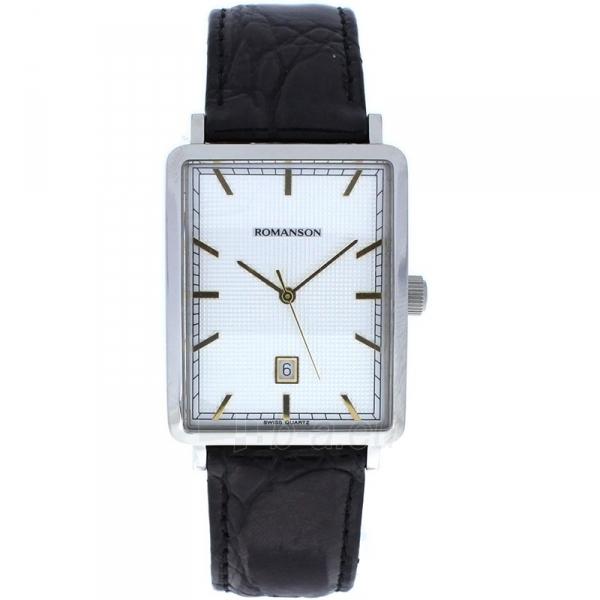 Male laikrodis Romanson DL5163NMCWH Paveikslėlis 1 iš 2 310820010421