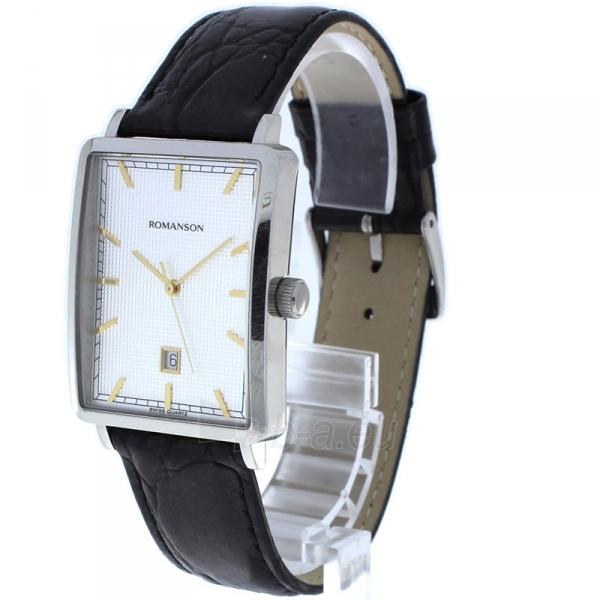 Male laikrodis Romanson DL5163NMCWH Paveikslėlis 2 iš 2 310820010421