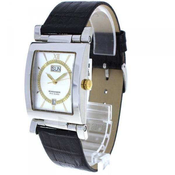 Male laikrodis Romanson DN3565 MC WH Paveikslėlis 2 iš 2 310820010403