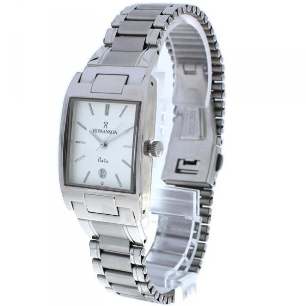 Vīriešu pulkstenis Romanson NM4515MWWH Paveikslėlis 2 iš 2 310820010448