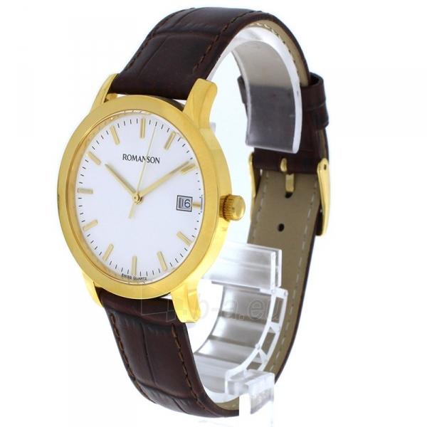 Male laikrodis Romanson R TL9245 MG WH Paveikslėlis 1 iš 2 310820010417