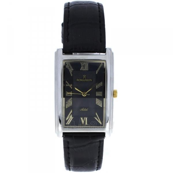 Male laikrodis Romanson TL0110MCBK Paveikslėlis 1 iš 2 310820010423