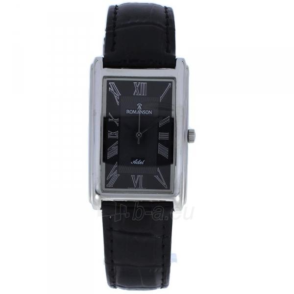 Vīriešu pulkstenis Romanson TL0110MWBK Paveikslėlis 1 iš 4 310820010420