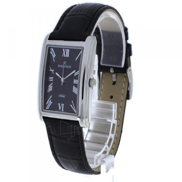 Vyriškas laikrodis Romanson TL0110MWBK Paveikslėlis 2 iš 4 310820010420