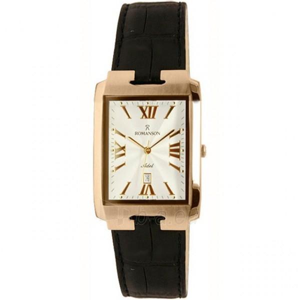 Men's watch Romanson TL0186 XR WH Paveikslėlis 1 iš 2 30069606205