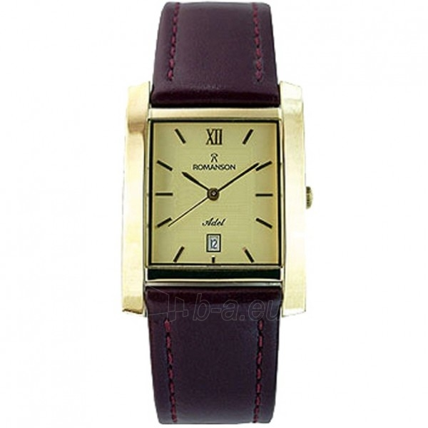 Vyriškas laikrodis Romanson TL0226 MG GD Paveikslėlis 1 iš 2 30069606207