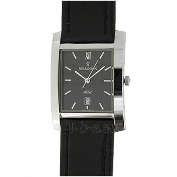 Men's watch Romanson TL0226 MW BK Paveikslėlis 1 iš 2 30069606208
