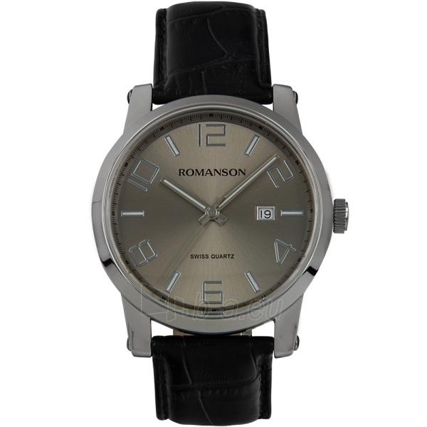 Vīriešu pulkstenis Romanson TL0334 MW BK Paveikslėlis 1 iš 1 30069606209