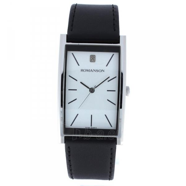 Male laikrodis Romanson TL0338MWWH Paveikslėlis 1 iš 2 310820010429