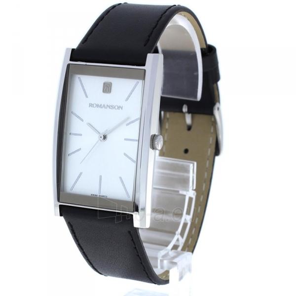 Male laikrodis Romanson TL0338MWWH Paveikslėlis 2 iš 2 310820010429