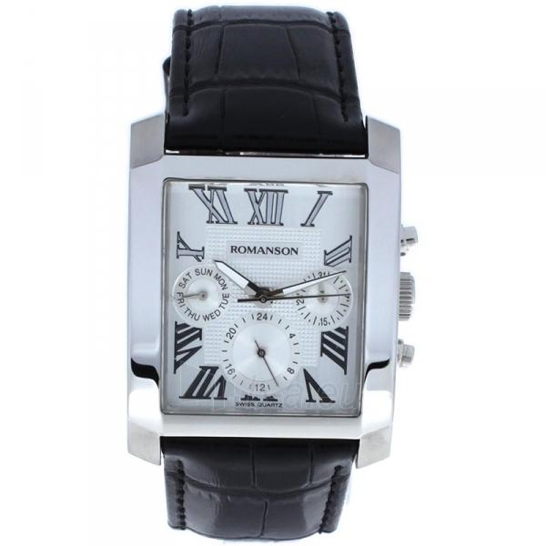 Vyriškas laikrodis Romanson TL0342B MW WH Paveikslėlis 1 iš 2 310820010419