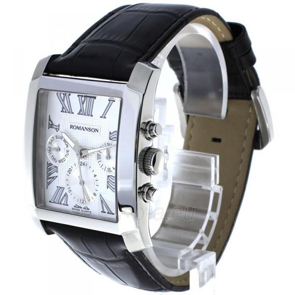 Vyriškas laikrodis Romanson TL0342B MW WH Paveikslėlis 2 iš 2 310820010419
