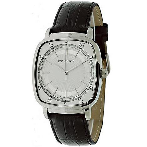 Vyriškas laikrodis Romanson TL0352 MW WH Paveikslėlis 1 iš 2 30069606211