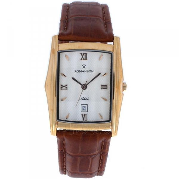 Male laikrodis Romanson TL1131MRWH Paveikslėlis 1 iš 2 310820010422
