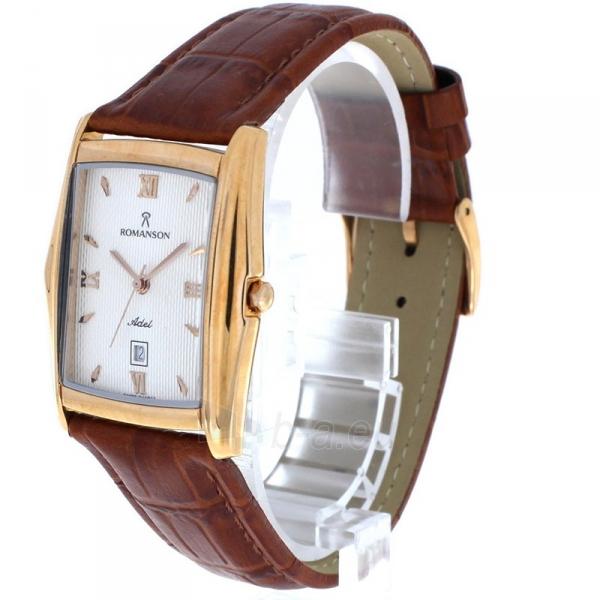 Male laikrodis Romanson TL1131MRWH Paveikslėlis 2 iš 2 310820010422