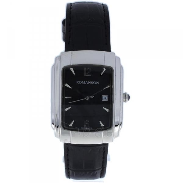Male laikrodis Romanson TL1157MWBK Paveikslėlis 1 iš 2 310820010442