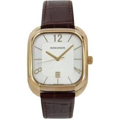 Vyriškas laikrodis Romanson TL1257 MR WH Paveikslėlis 1 iš 1 30069606213