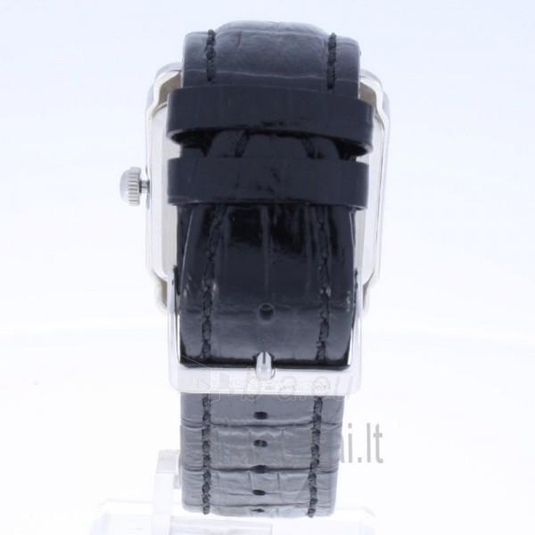 Vyriškas laikrodis Romanson TL1579D XW BK Paveikslėlis 4 iš 7 30069606215