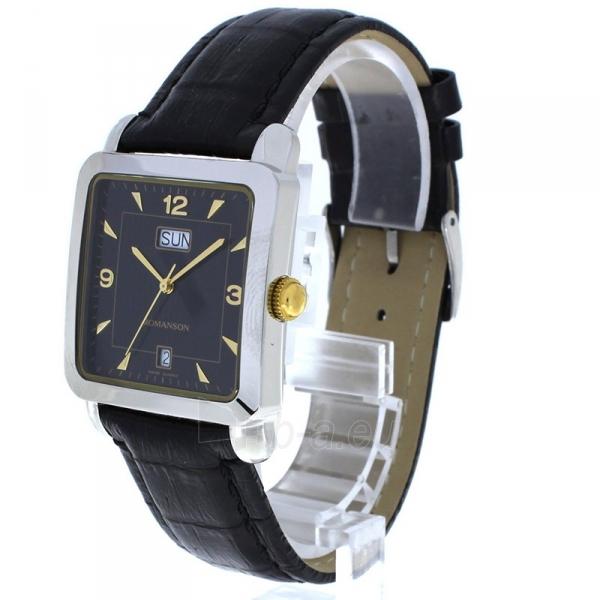 Male laikrodis Romanson TL1579DXCBK Paveikslėlis 2 iš 2 310820010414