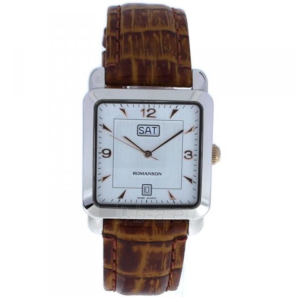 Vyriškas laikrodis Romanson TL1579DXJWH Paveikslėlis 1 iš 2 310820010418