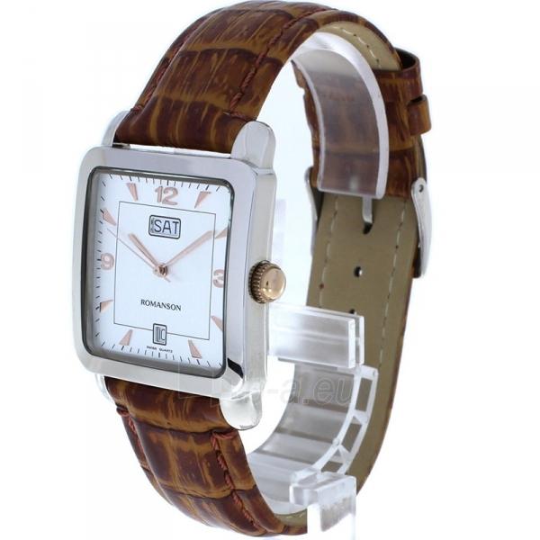 Vyriškas laikrodis Romanson TL1579DXJWH Paveikslėlis 2 iš 2 310820010418
