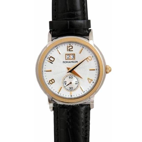Vīriešu pulkstenis Romanson TL3587 BX CWH Paveikslėlis 1 iš 2 310820161775
