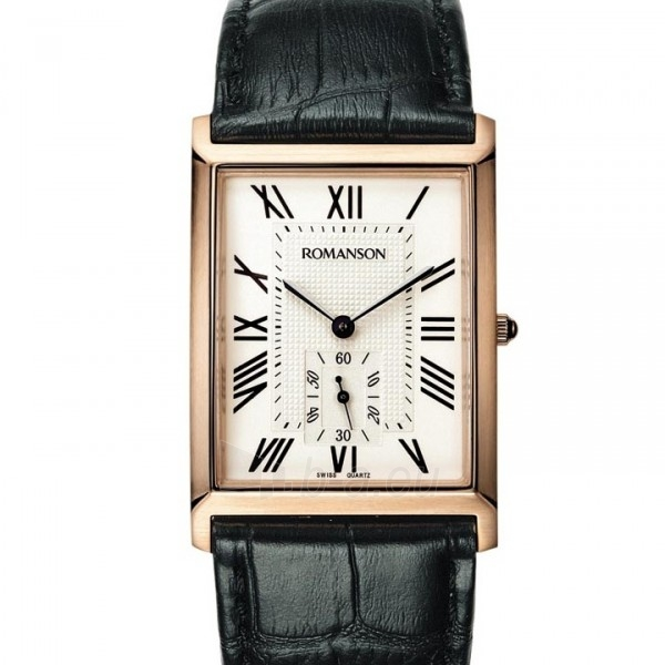 Vyriškas laikrodis Romanson TL4118 JM RWH Paveikslėlis 1 iš 2 30069606218