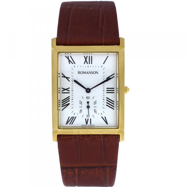 Male laikrodis Romanson TL4118JMGWH Paveikslėlis 1 iš 2 310820010416