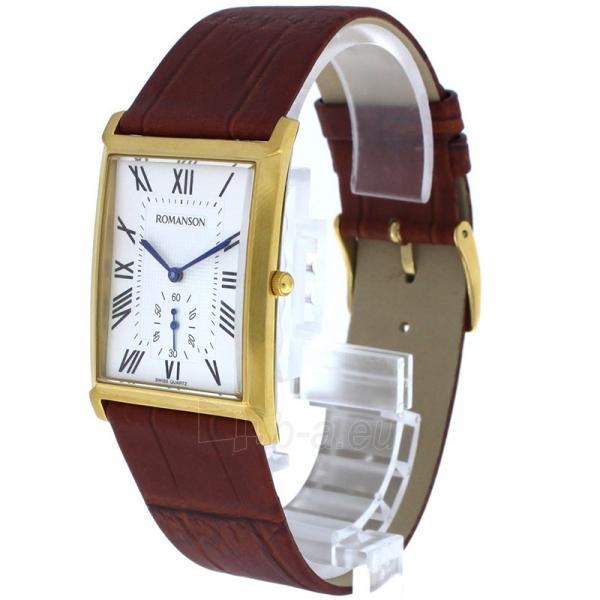 Male laikrodis Romanson TL4118JMGWH Paveikslėlis 2 iš 2 310820010416