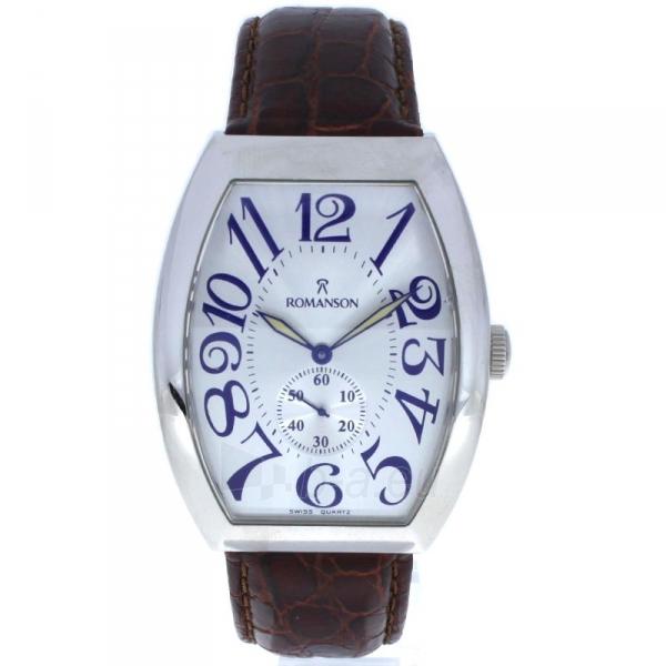 Vyriškas laikrodis Romanson TL4137BMWWH Paveikslėlis 1 iš 2 310820010428