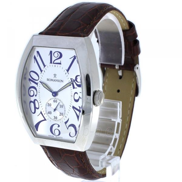 Vyriškas laikrodis Romanson TL4137BMWWH Paveikslėlis 2 iš 2 310820010428