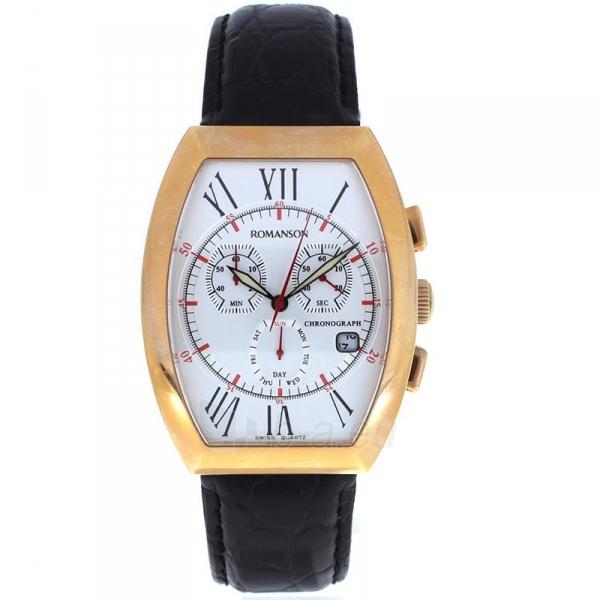 Vyriškas laikrodis Romanson TL4137HMRWH Paveikslėlis 1 iš 2 310820010427