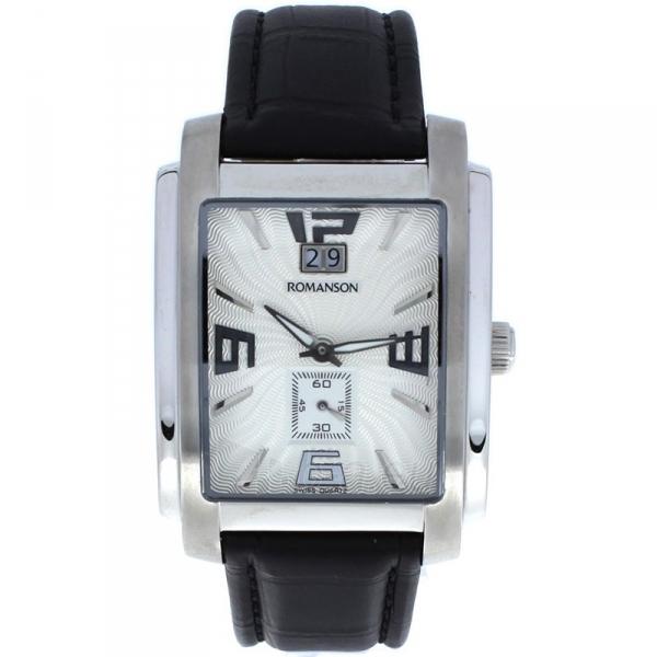 Vyriškas laikrodis Romanson TL5140BMWWH Paveikslėlis 1 iš 2 310820010441