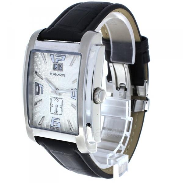 Vyriškas laikrodis Romanson TL5140BMWWH Paveikslėlis 2 iš 2 310820010441