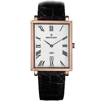 Vyriškas laikrodis Romanson TL6522 MR WH Paveikslėlis 1 iš 2 30069606227