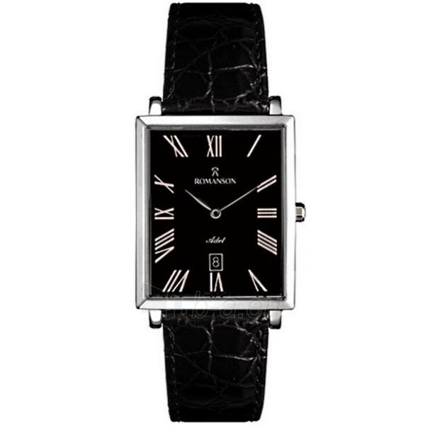 Men's watch Romanson TL6522 MW BK Paveikslėlis 1 iš 1 30069606228
