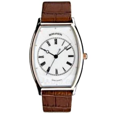 Vīriešu pulkstenis Romanson TL7280 MJ WH Paveikslėlis 1 iš 2 30069606231