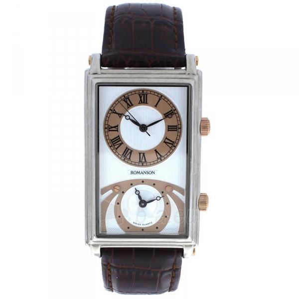Vīriešu pulkstenis Romanson TL8202MJWH Paveikslėlis 1 iš 2 310820010430