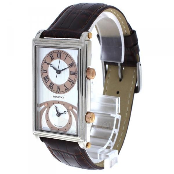 Vīriešu pulkstenis Romanson TL8202MJWH Paveikslėlis 2 iš 2 310820010430