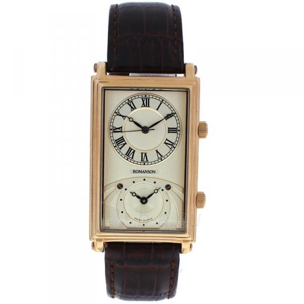 Vīriešu pulkstenis Romanson TL8202MRRG Paveikslėlis 1 iš 2 310820010443