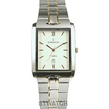 Vīriešu pulkstenis Romanson TM 0186 XJ WH Paveikslėlis 1 iš 2 30069606237